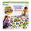 Learning Resources LER0383 Math Marks The Spot A Math Activity Mat, Price/EA