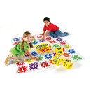 Learning Resources LER0394 Alphabet Marks The Spot Game