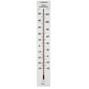 Learning Resources LER0399 Giant Classroom Thermometer 30T Dual-Scale Wooden Frame