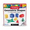 Learning Resources LER0921 Folding Geometric Solids