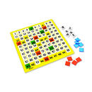 Learning Resources LER1331 Hundreds Number Board 12 X 12 - Plastic Double-Sided