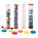 Learning Resources LER2445 Primary Science Sensory Tubes 4 Set