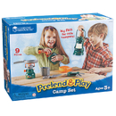 Learning Resources LER2653 Pretend And Play Camp Set