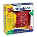 Learning Resources LER2665 Teaching Telephone Gr Pk+