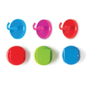 Learning Resources LER2691 Super Strong Magnetic Clips Hooks