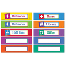 Learning Resources LER2729 Magnetic Hallway Passes