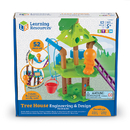 Learning Resources LER2844 Treehouse Builder Engineering Set