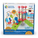 Learning Resources LER2845 Skateboard Builder Engineering Set