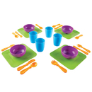 Learning Resources LER3294 New Sprouts Serve It Dishes