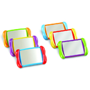 Learning Resources LER3371 All About Me 2 In 1 Mirrors 6 Set