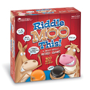 Learning Resources LER3772 Riddle Moo This A Riddle Word Game