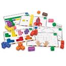 Learning Resources LER4286 Mathlink Cube Activity Set