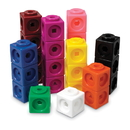 Learning Resources LER4287 Mathlink Cubes Set Of 1000