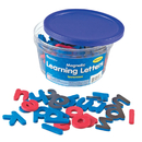 Learning Resources LER6297 Magnetic Learning Letters Lowercase