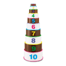Learning Resources LER7312 Smart Snacks Stack & Ct Layer Cake