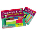 Learning Resources LER7500 Cuisenaire Rods Intro Set 74/Pk - Plastic