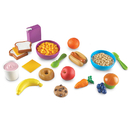 Learning Resources LER7711 Toddler Treats Play Food Set