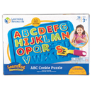Learning Resources LER7733 Abc Cookie Puzzle