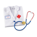 Learning Resources LER9057 Pretend And Play Doctor Play Set