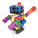 Learning Resources LER9291 Mathlink Cube Big Builders 200 Cube And Build Guide