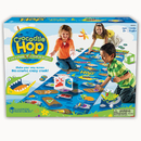 Learning Resources LER9544 Crocodile Hop Floor Game