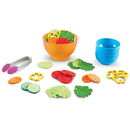 Learning Resources LER9745D New Sprouts Garden Fresh Salad Set