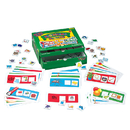 Patch Products LR-2374 Beginning Blends Phonics Learning Center Kit