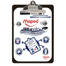 Maped Usa MAP350210 Dry Erase Clipboard