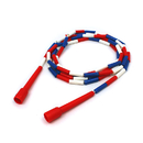 Dick Martin Sports MASJR10 Jump Rope Plastic 10 Sections On Nylon Rope