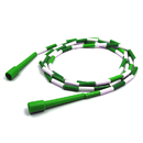 Dick Martin Sports MASJR7 Jump Rope Plastic 7 Sections On Nylon Rope