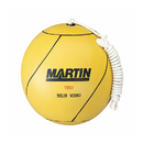 Dick Martin Sports MAST810 Tetherball Rubber Nylon Wound W/ Rope