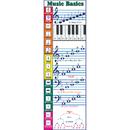 Mcdonald Publishing MC-V1647 Colossal Poster Music Basics