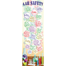 Mcdonald Publishing MC-V1686 Science Lab Safety Colossal Poster