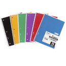 Mead Products MEA05512 Notebook Spiral Single 70 Sht Ct Subject