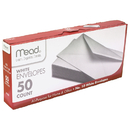 Mead Products MEA75050 Envelopes Plain 10Lb 50 Ct