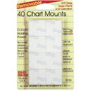 Miller Studio MIL3226 Magic Mounts Chart Mounts 1In X 1In Pack Of 40