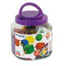 Miniland Educational MLE31745 Giant Beads And Laces