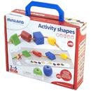 Miniland Educational MLE31783 Activity Shapes