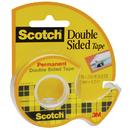 3M MMM136 Tape Double Stick 1/2 X 250