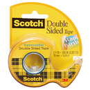 3M MMM238 Scotch Double Sided Tape 3/4X200In
