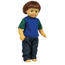 Get Ready Kids MTB631 Caucasian Boy