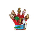 Get Ready Kids MTB741 Finger Play Fun Glove Puppets - Monkeys On The Bed