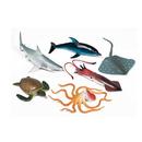 Get Ready Kids MTB872 Ocean Animal Playset
