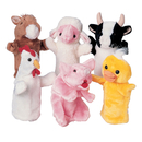 Marvel Education MTC5021 Farm Favorites Puppets Set Of 6