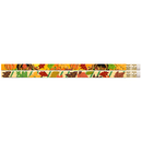 Musgrave Pencil Co MUS1102D Fall Fest Pencil 12Pk