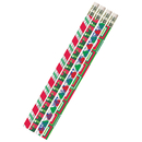 Musgrave Pencil Co MUS2451D Christmas Creations 1Dz Pencils
