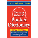 Merriam - Webster MW-5308 Merriam Websters Pocket Dictionary