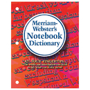 Merriam - Webster MW-6503 Merriam Webster Notebook Dictionary