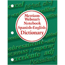 Merriam - Webster MW-6725 Merriam Websters Notebook Spanish - English Dictionary
