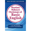 Merriam - Webster MW-7319 Merriam Websters Dictionary Of - Basic English